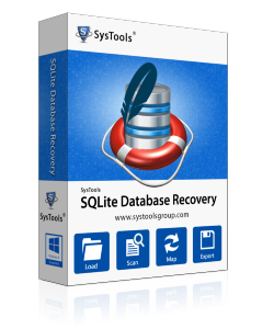SQLite file recovery