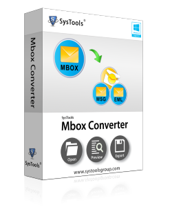 export windows mbox emails to pst