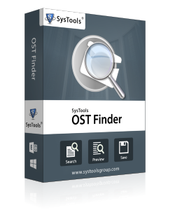 find ost files