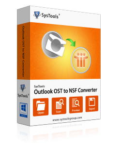 convert ost to lotus notes