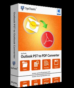convert pst file to pdf
