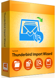 Import MBOX File into Thunderbird