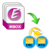 Batch Export of MBOX Files