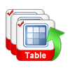 Export Selective Tables