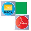 MBOX to PDF File Converter